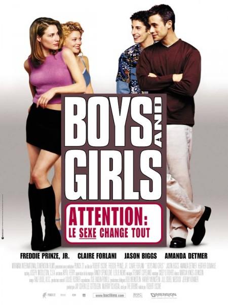 Cine974, Boys and Girls