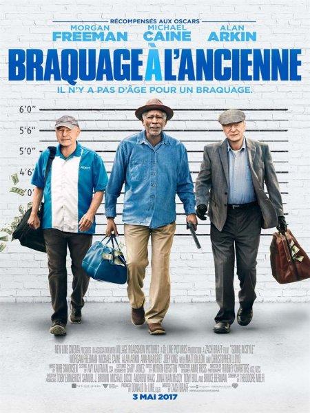 Cine974, Braquage à l'ancienne