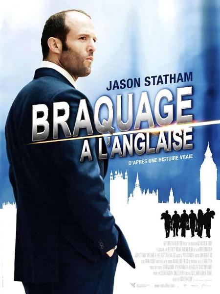 Cine974, Braquage à l'anglaise
