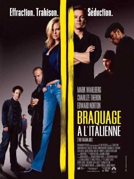 Cine974, Braquage à l'italienne