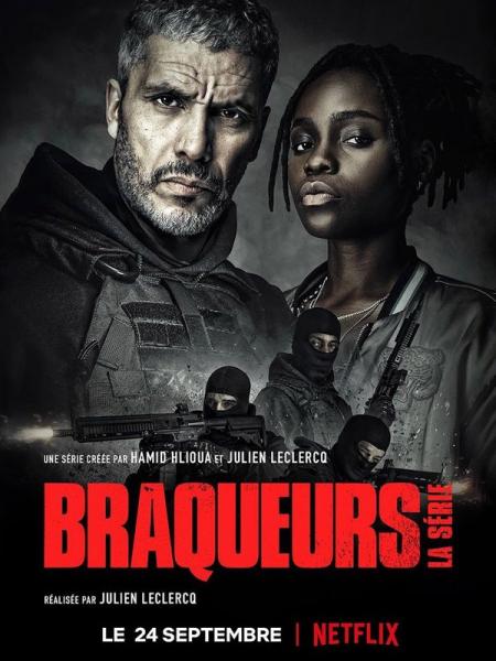 Cine974, Braqueurs