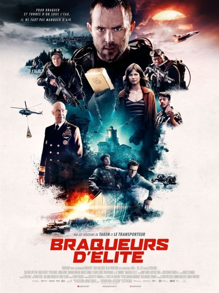 Cine974, Braqueurs d'élite