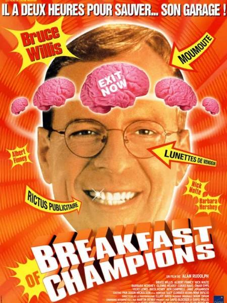 Cine974, Breakfast of Champions