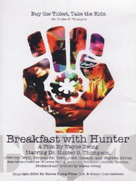 Cine974, Breakfast with Hunter