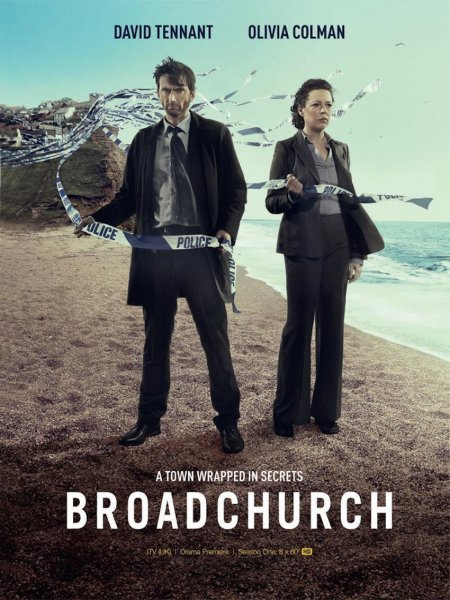 Cine974, Broadchurch