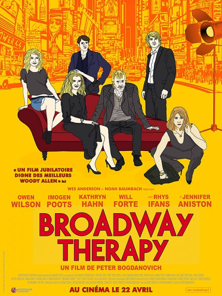 Cine974, Broadway Therapy