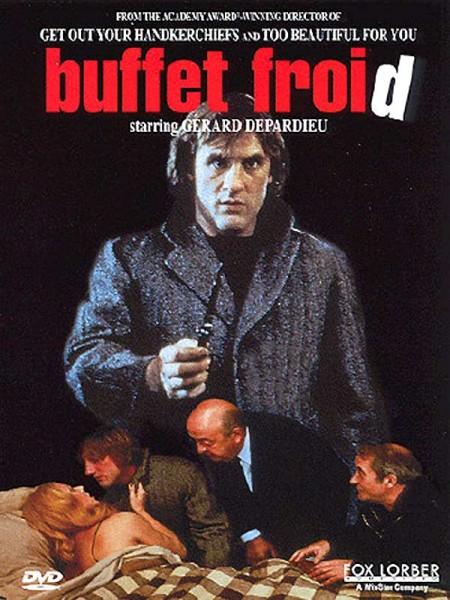Cine974, Buffet froid
