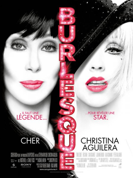 Cine974, Burlesque