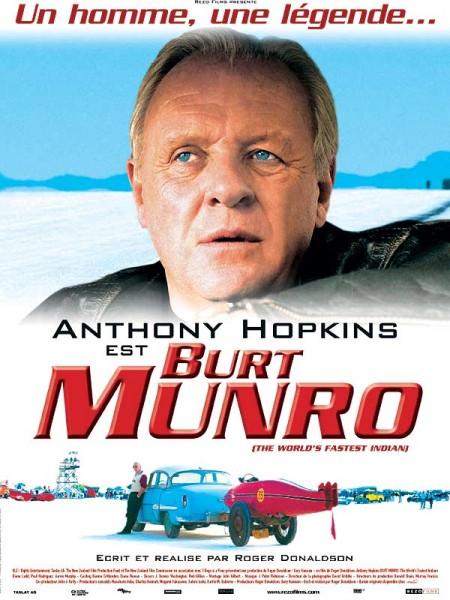Cine974, Burt Munro