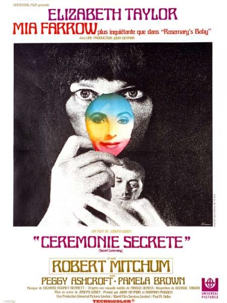 Cine974, Cérémonie secrète