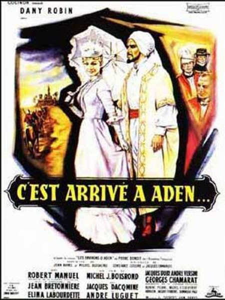 Cine974, C'est arrivé à Aden
