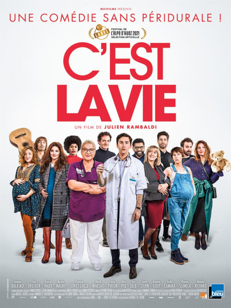 Cine974, C'est la vie