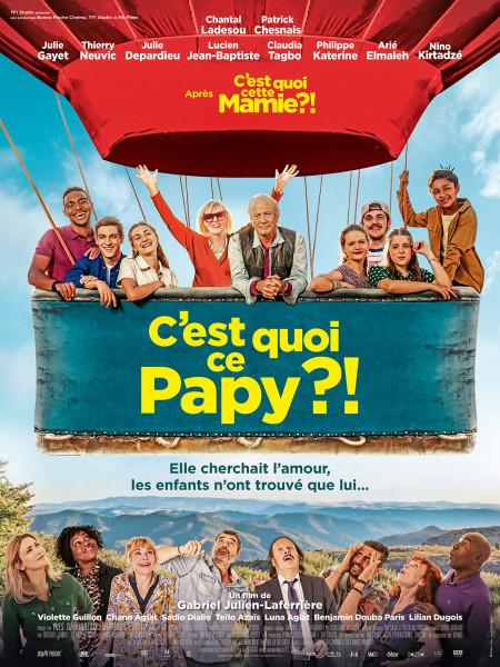 Cine974, C'est quoi ce papy ?!