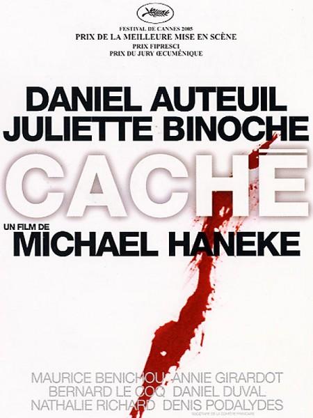 Cine974, Caché
