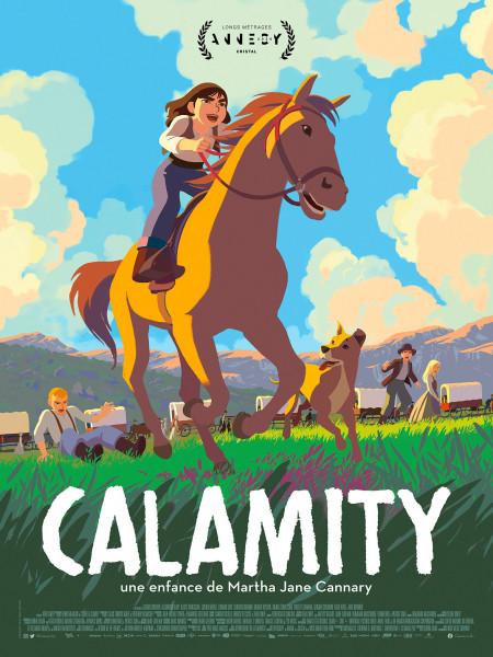 Cine974, Calamity, une enfance de Martha Jane Cannary