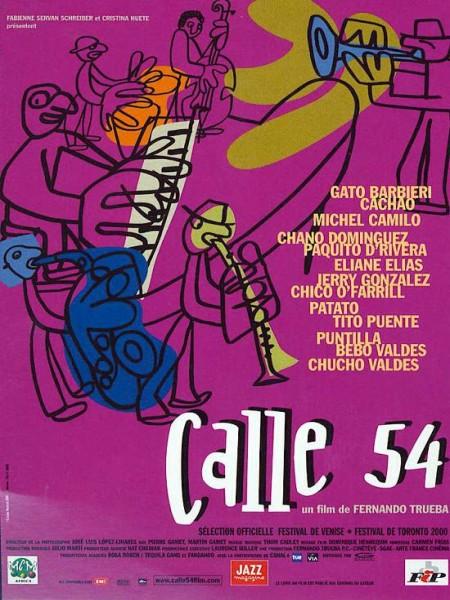 Cine974, Calle 54