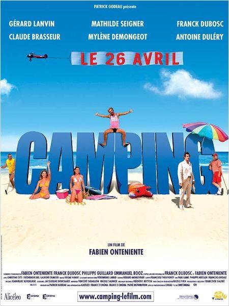 Cine974, Camping