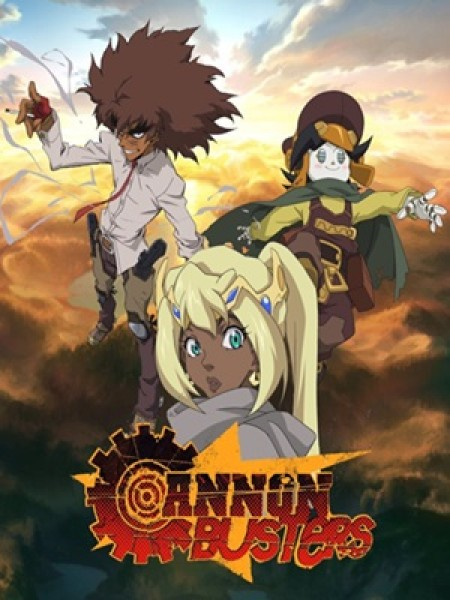 Cine974, Cannon Busters