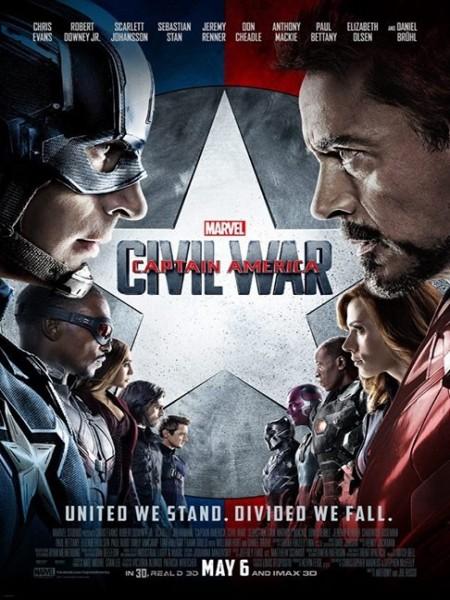 Cine974, Captain America: Civil War