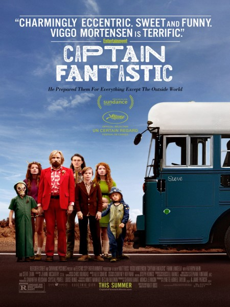 Cine974, Captain Fantastic