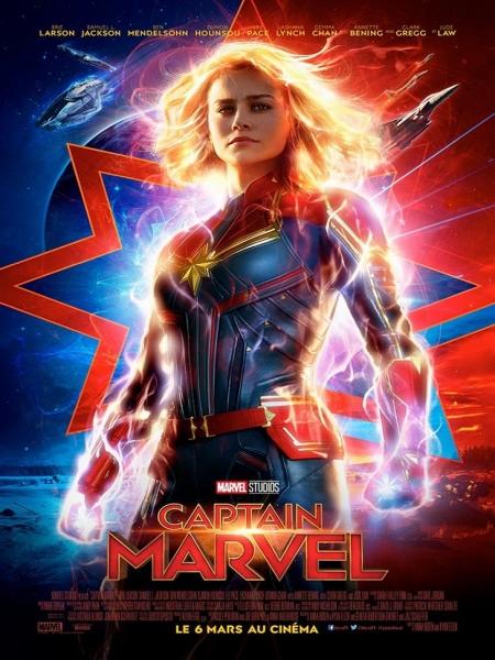 Cine974, Captain Marvel