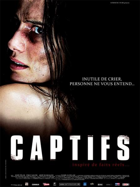 Cine974, Captifs