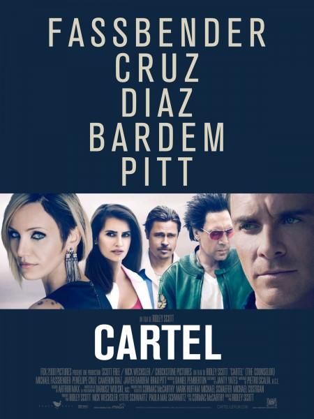 Cine974, Cartel