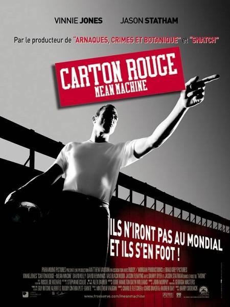 Cine974, Carton rouge - Mean Machine