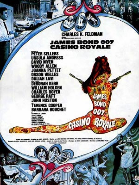 Cine974, Casino Royale