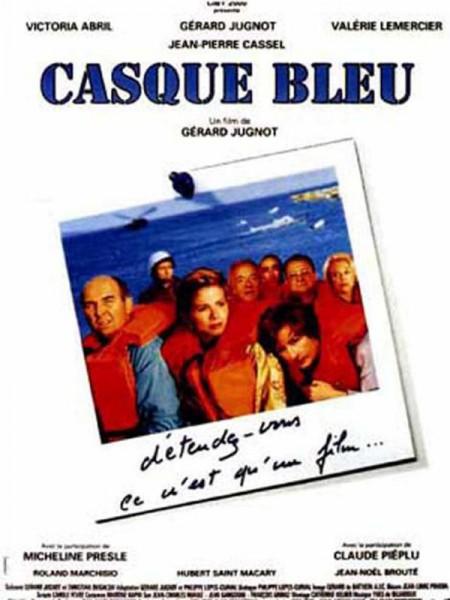 Cine974, Casque bleu