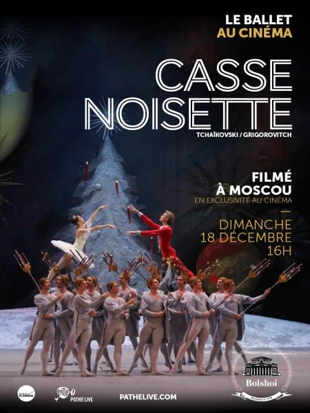 Cine974, Casse-noisette (Bolchoï - Pathé Live)