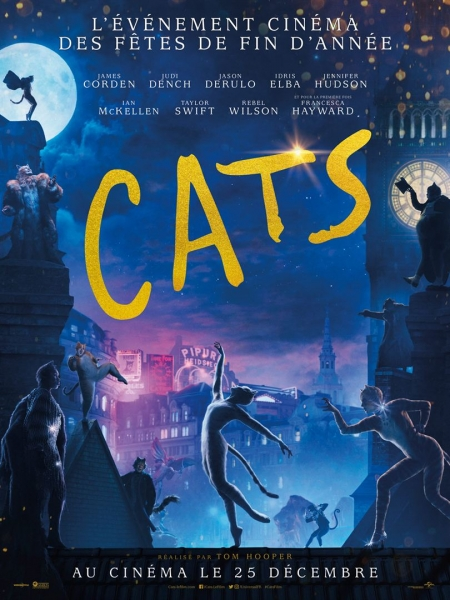 Cine974, Cats