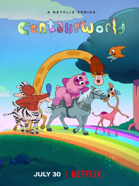 Cine974, Centaurworld