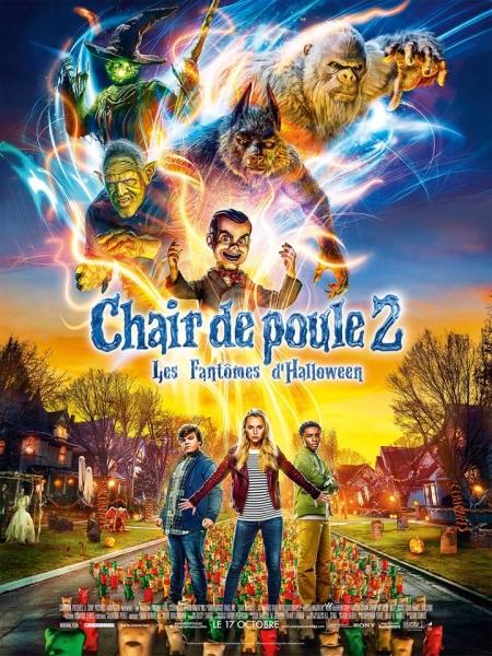 Cine974, Chair de poule 2 : Les Fantômes d'Halloween