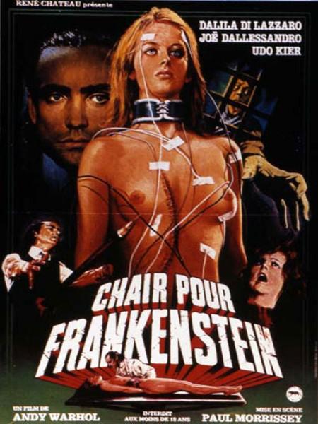 Cine974, Chair pour Frankenstein