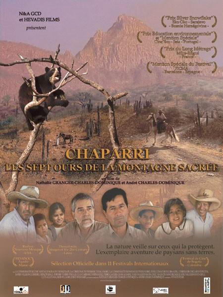 Cine974, Chaparri, les sept ours de la montagne sacrée