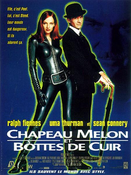 Cine974, Chapeau melon et bottes de cuir