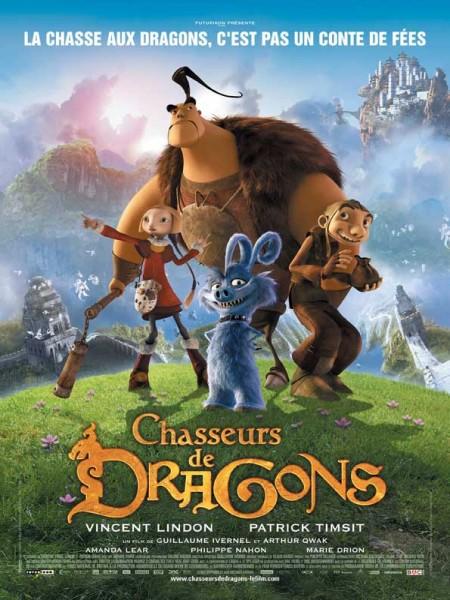 Cine974, Chasseurs de dragons