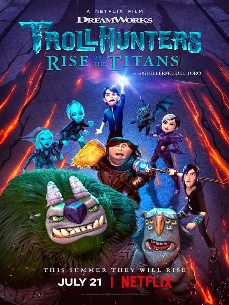 Cine974, Chasseurs de Trolls : Le Réveil des Titans