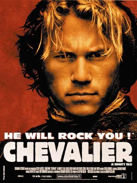 Cine974, Chevalier