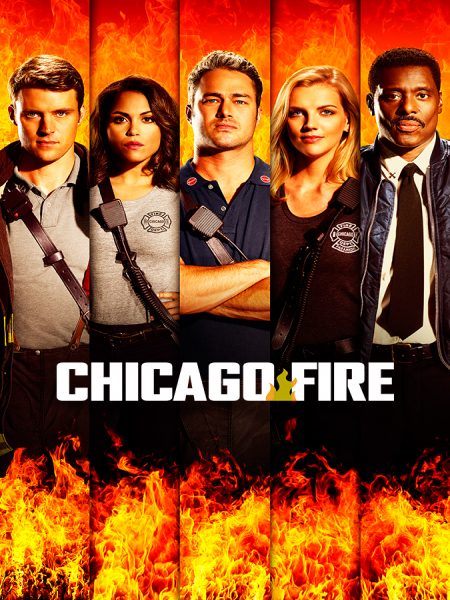 Cine974, Chicago Fire