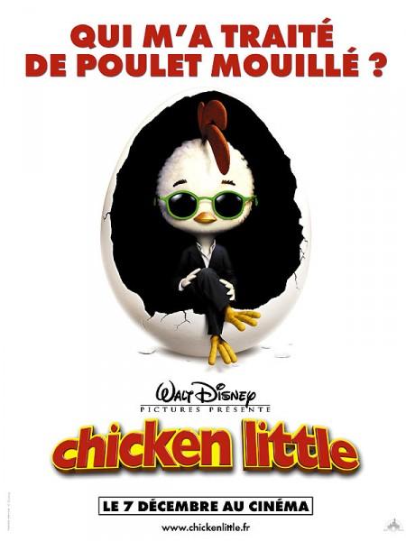 Cine974, Chicken Little