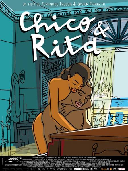 Cine974, Chico & Rita