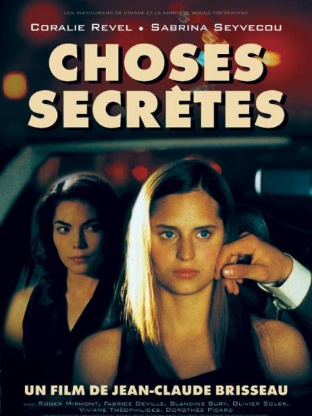 Cine974, Choses secrètes