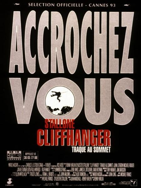 Cine974, Cliffhanger, traque au sommet
