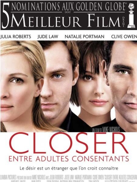 Cine974, Closer, entre adultes consentants