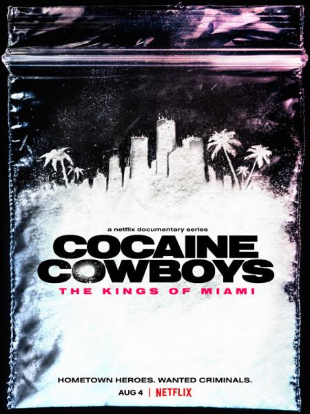 Cine974, Cocaine Cowboys : Les Rois de Miami