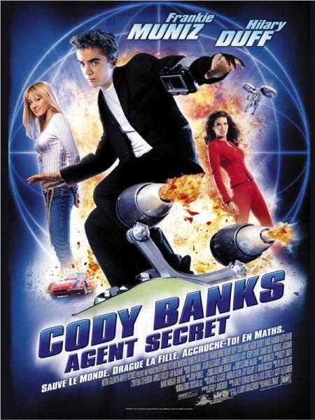 Cine974, Cody Banks : agent secret
