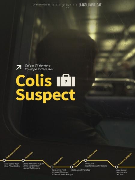 Cine974, Colis Suspect