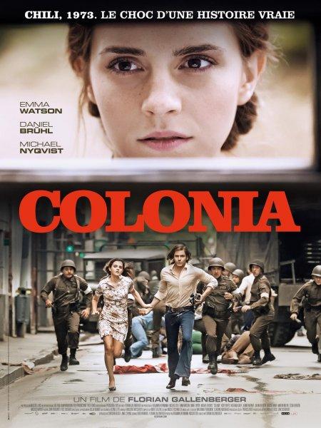Cine974, Colonia